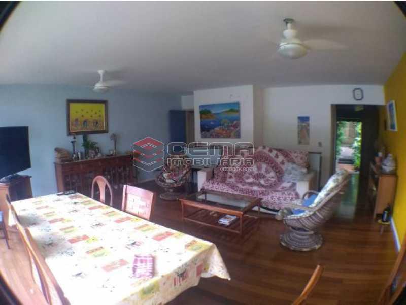 22 - Casa em Condomínio 4 quartos à venda Laranjeiras, Zona Sul RJ - R$ 2.300.000 - LACN40008 - 4