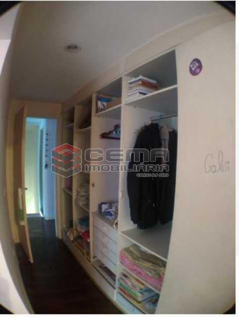 26 - Casa em Condomínio 4 quartos à venda Laranjeiras, Zona Sul RJ - R$ 2.300.000 - LACN40008 - 11