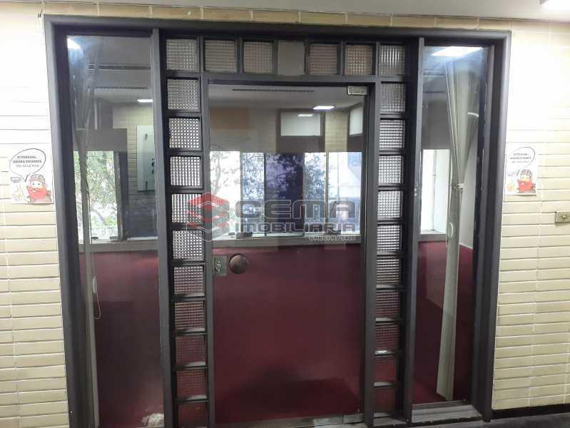 Hall - Entrada - Sobreloja 78m² para alugar Rua Barata Ribeiro,Copacabana, Zona Sul RJ - R$ 2.850 - LASJ00013 - 8