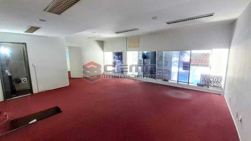 Salão Principal - Sobreloja 78m² para alugar Rua Barata Ribeiro,Copacabana, Zona Sul RJ - R$ 2.850 - LASJ00013 - 1