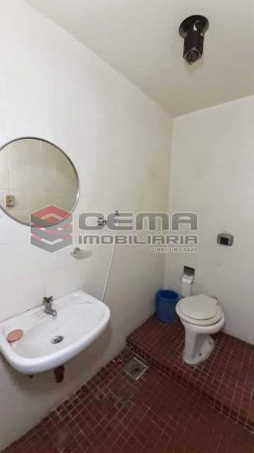Banheiro - Sobreloja 78m² para alugar Rua Barata Ribeiro,Copacabana, Zona Sul RJ - R$ 2.850 - LASJ00013 - 10