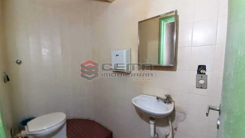 Banheiro - Sobreloja 78m² para alugar Rua Barata Ribeiro,Copacabana, Zona Sul RJ - R$ 2.850 - LASJ00013 - 12
