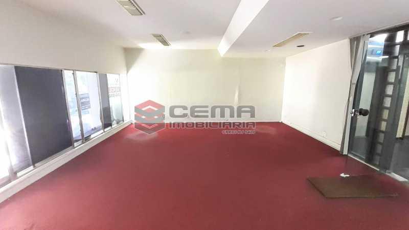 Salão Principal - Sobreloja 78m² para alugar Rua Barata Ribeiro,Copacabana, Zona Sul RJ - R$ 2.850 - LASJ00013 - 3