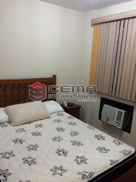 quarto - Flat 1 quarto para alugar Botafogo, Zona Sul RJ - R$ 2.600 - LAFL10069 - 9