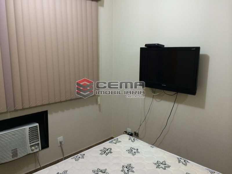 quarto - Flat 1 quarto para alugar Botafogo, Zona Sul RJ - R$ 2.600 - LAFL10069 - 11