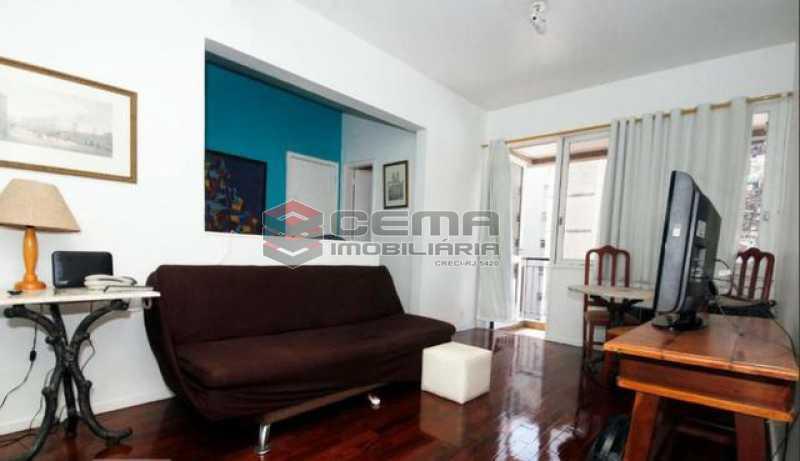 637002005954066 - Apartamento à venda Rua da Matriz,Botafogo, Zona Sul RJ - R$ 580.000 - LAAP12367 - 5