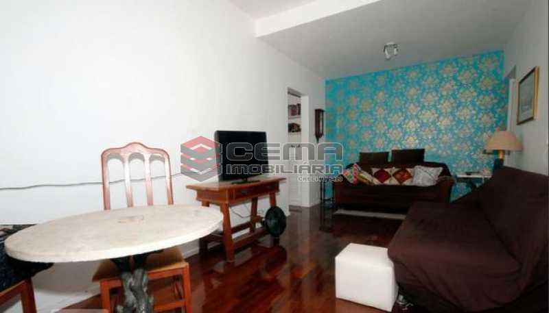 637002009217592 - Apartamento à venda Rua da Matriz,Botafogo, Zona Sul RJ - R$ 580.000 - LAAP12367 - 3