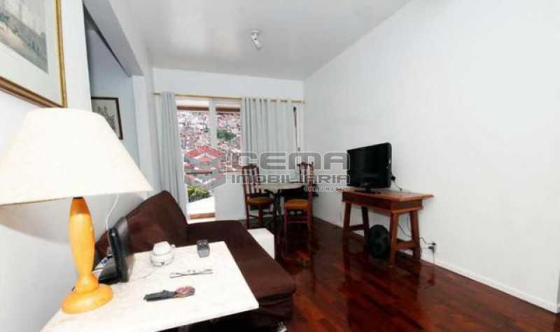 638002008828753 - Apartamento à venda Rua da Matriz,Botafogo, Zona Sul RJ - R$ 580.000 - LAAP12367 - 1