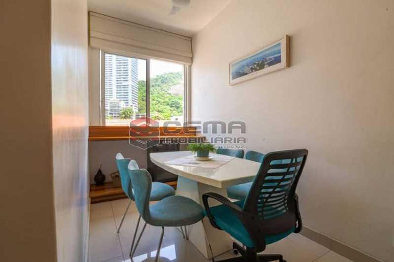 1b39b0f0460d04bd413e83b5afcb69 - Apartamento 1 quarto à venda Botafogo, Zona Sul RJ - R$ 650.000 - LAAP12380 - 3