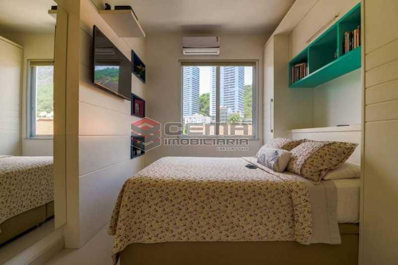 2ba54c52a5ec284ba906b41a024f42 - Apartamento 1 quarto à venda Botafogo, Zona Sul RJ - R$ 650.000 - LAAP12380 - 8