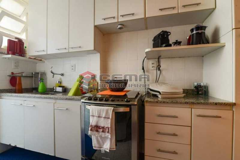 6bd1cf5937233af7d916659aaa1e7b - Apartamento 1 quarto à venda Botafogo, Zona Sul RJ - R$ 650.000 - LAAP12380 - 17