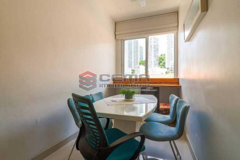 13d1d8b15ebe80706fd03862c3cc8f - Apartamento 1 quarto à venda Botafogo, Zona Sul RJ - R$ 650.000 - LAAP12380 - 7
