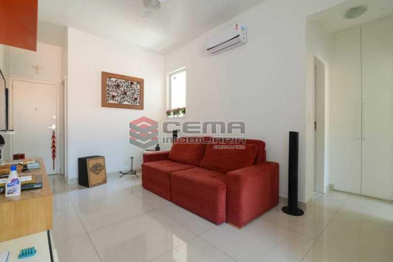 181c84c3009702d535b1ea8dca1409 - Apartamento 1 quarto à venda Botafogo, Zona Sul RJ - R$ 650.000 - LAAP12380 - 5