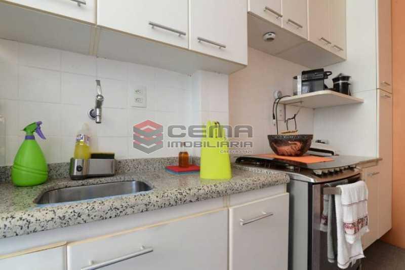 44596fa39700c0289d2382e973fdf2 - Apartamento 1 quarto à venda Botafogo, Zona Sul RJ - R$ 650.000 - LAAP12380 - 15