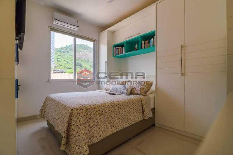 73035045b09cd39b50b7f25a8f4703 - Apartamento 1 quarto à venda Botafogo, Zona Sul RJ - R$ 650.000 - LAAP12380 - 9