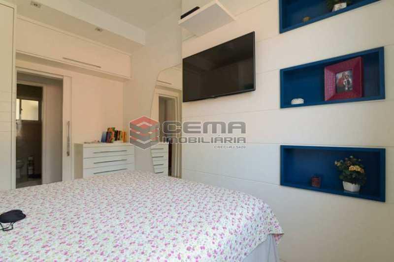bca2a2bd2b736fdeea92b208be34d6 - Apartamento 1 quarto à venda Botafogo, Zona Sul RJ - R$ 650.000 - LAAP12380 - 12