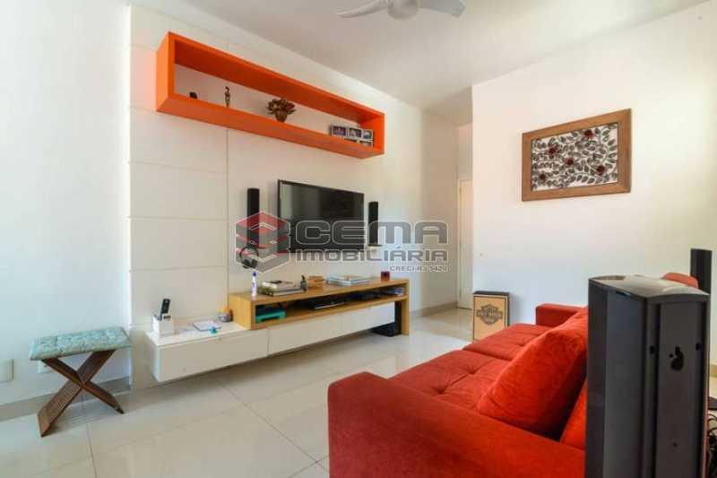 c0336a8d7aee1c21e45b4c4a4adbef - Apartamento 1 quarto à venda Botafogo, Zona Sul RJ - R$ 650.000 - LAAP12380 - 6