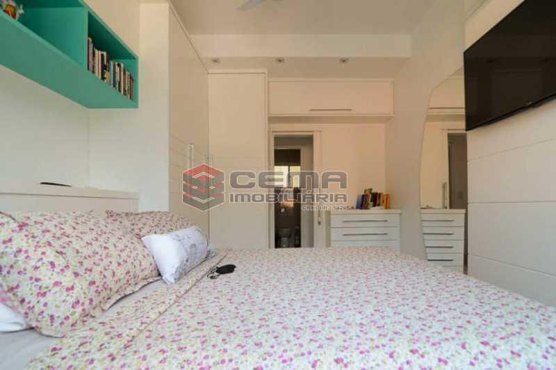 ccf40913e90d1a9ad9a3c7a470ec7a - Apartamento 1 quarto à venda Botafogo, Zona Sul RJ - R$ 650.000 - LAAP12380 - 10