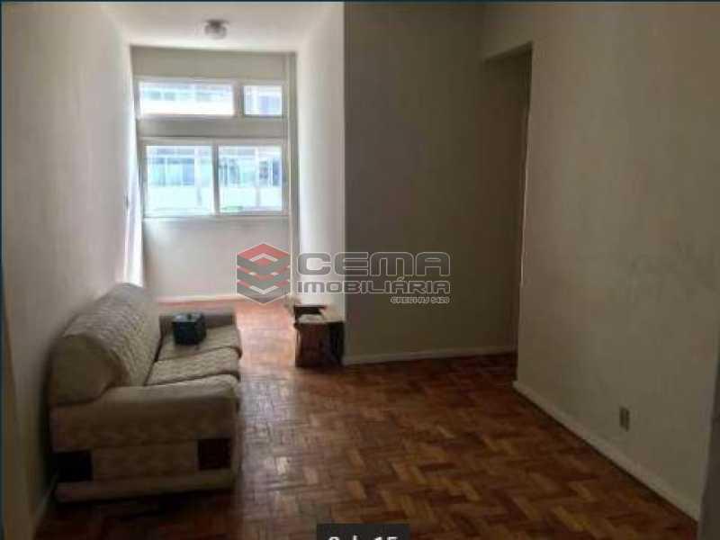 2 - Apartamento à venda Rua General Severiano,Botafogo, Zona Sul RJ - R$ 630.000 - LAAP12381 - 3