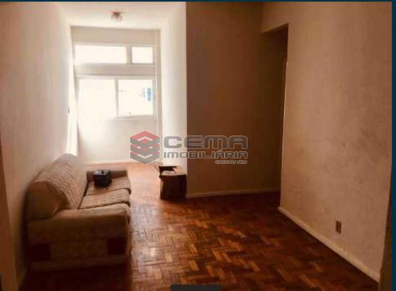 7 - Apartamento à venda Rua General Severiano,Botafogo, Zona Sul RJ - R$ 630.000 - LAAP12381 - 4