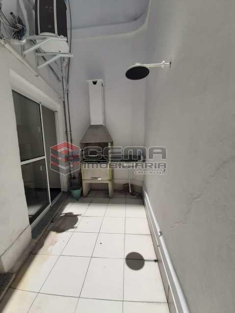 ÁREA EXTERNA - Prédio Comercial com 500m2 no Flamengo RJ. - LAPR00021 - 6