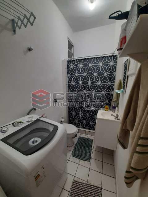 BANHEIROANG1 - Quarto e Sala tipo casa na rua Benjamin Constant - LAAP12386 - 8