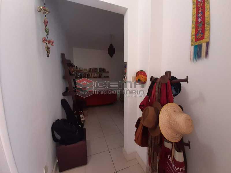 ENTRADA - Quarto e Sala tipo casa na rua Benjamin Constant - LAAP12386 - 6