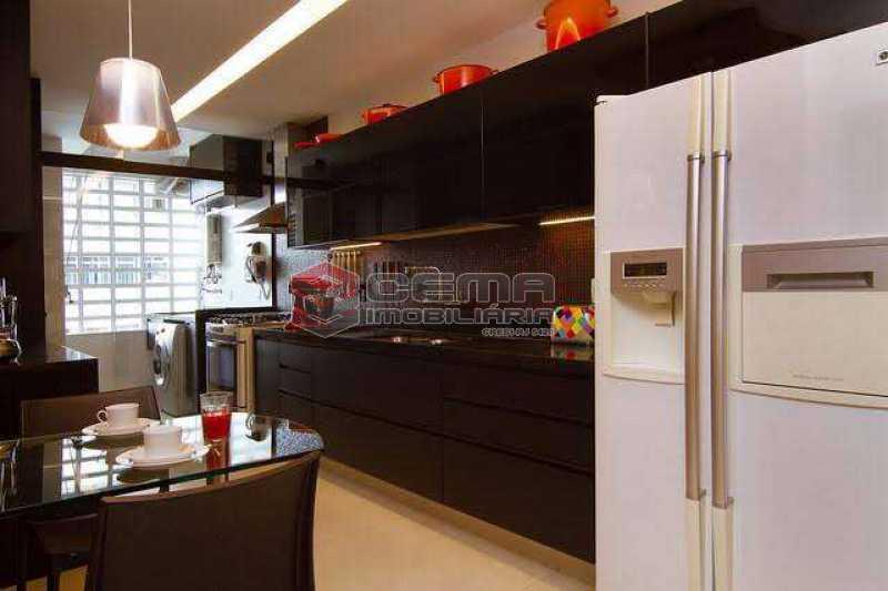 cozinha - Apartamento à venda Rua Marquês de Abrantes,Flamengo, Zona Sul RJ - R$ 1.190.000 - LAAP33612 - 12