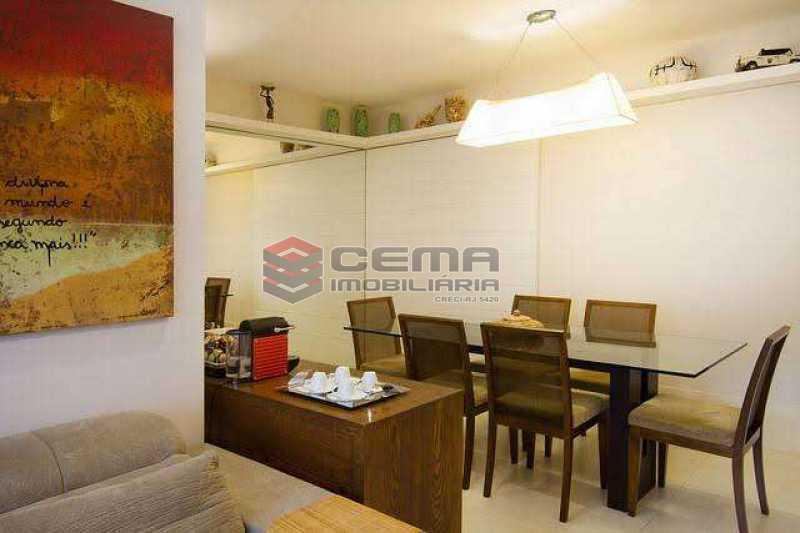 sala - Apartamento à venda Rua Marquês de Abrantes,Flamengo, Zona Sul RJ - R$ 1.190.000 - LAAP33612 - 5
