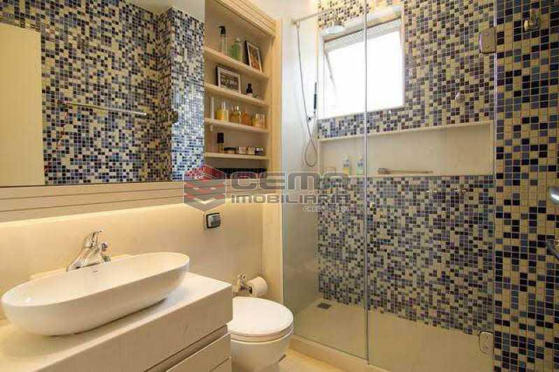 suíte - Apartamento à venda Rua Marquês de Abrantes,Flamengo, Zona Sul RJ - R$ 1.190.000 - LAAP33612 - 11