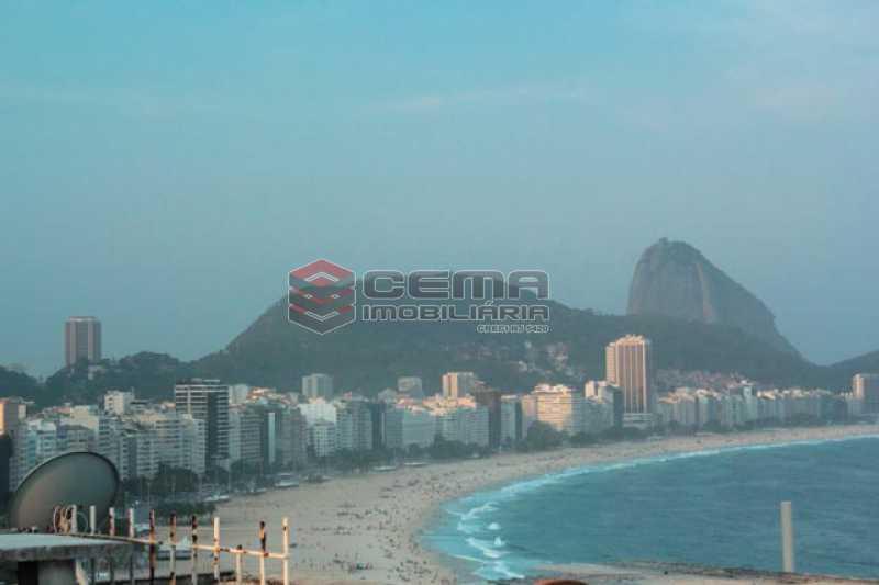 07332-2 - Cobertura 4 quartos à venda Copacabana, Zona Sul RJ - R$ 4.500.000 - LACO40136 - 1
