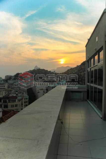 07332-4 - Cobertura 4 quartos à venda Copacabana, Zona Sul RJ - R$ 4.500.000 - LACO40136 - 3