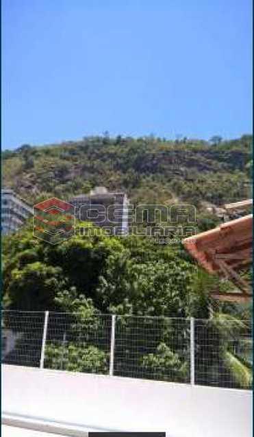 3 - Casa à venda Travessa Visconde de Morais,Botafogo, Zona Sul RJ - R$ 2.450.000 - LACA50043 - 1