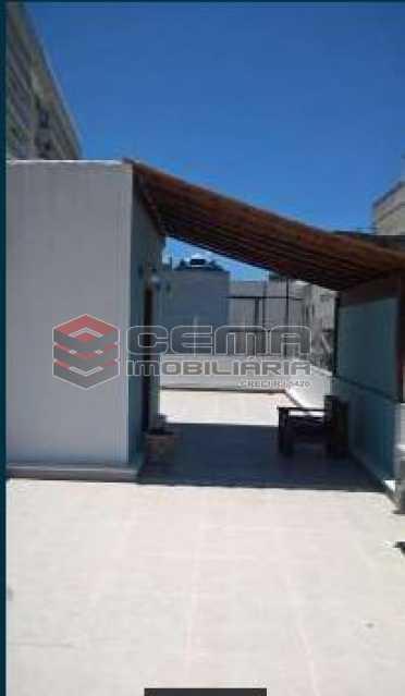 5 - Casa à venda Travessa Visconde de Morais,Botafogo, Zona Sul RJ - R$ 2.450.000 - LACA50043 - 6