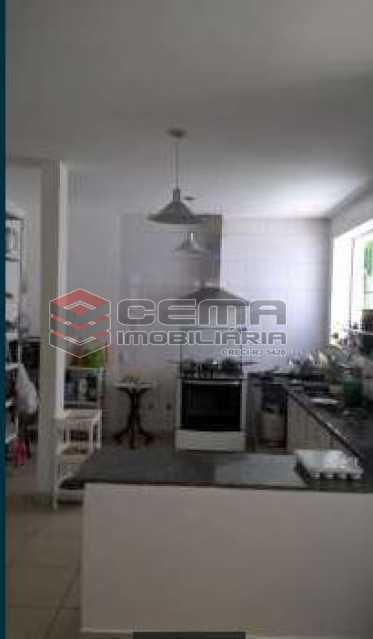 9 - Casa à venda Travessa Visconde de Morais,Botafogo, Zona Sul RJ - R$ 2.450.000 - LACA50043 - 10