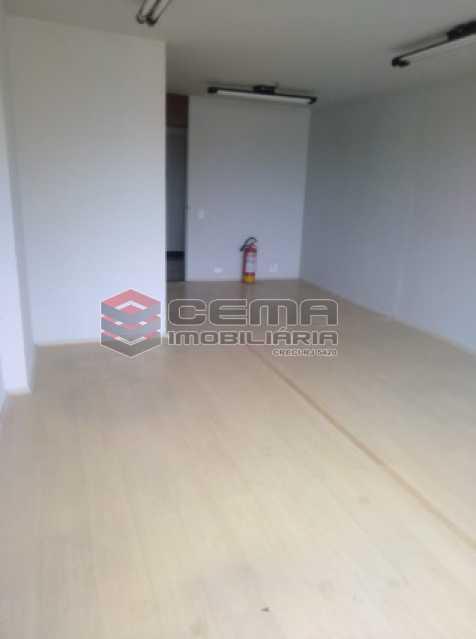 sala comercial 1 - Apartamento para alugar Praia do Flamengo,Flamengo, Zona Sul RJ - R$ 1.200 - LAAP01576 - 5