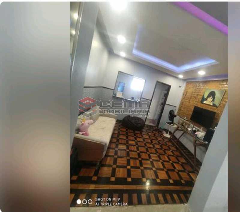 2 - Apartamento À Venda Rua Laura de Araújo,Cidade Nova, Zona Centro RJ - R$ 400.000 - LAAP24257 - 3
