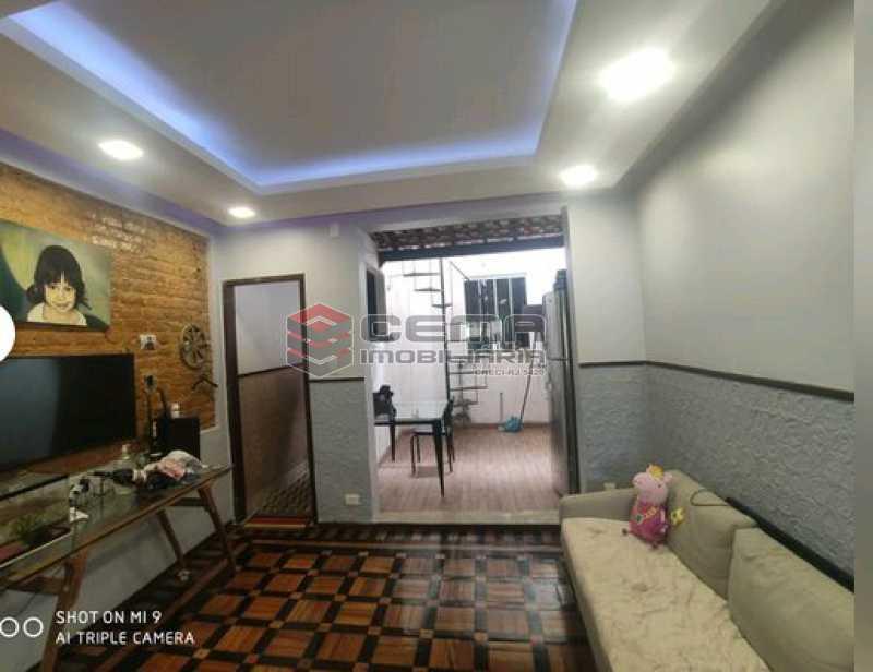 1 - Apartamento À Venda Rua Laura de Araújo,Cidade Nova, Zona Centro RJ - R$ 400.000 - LAAP24257 - 1