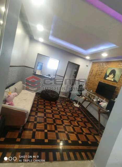 21 - Apartamento À Venda Rua Laura de Araújo,Cidade Nova, Zona Centro RJ - R$ 400.000 - LAAP24257 - 22