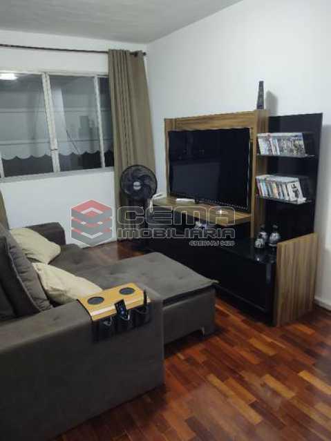1 - Apartamento À Venda Rua Afonso Cavalcanti,Cidade Nova, Zona Centro RJ - R$ 490.000 - LAAP24267 - 1