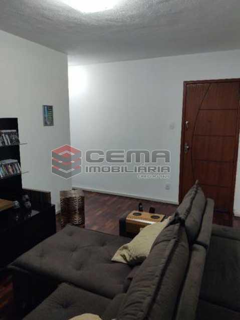 2 - Apartamento À Venda Rua Afonso Cavalcanti,Cidade Nova, Zona Centro RJ - R$ 490.000 - LAAP24267 - 3