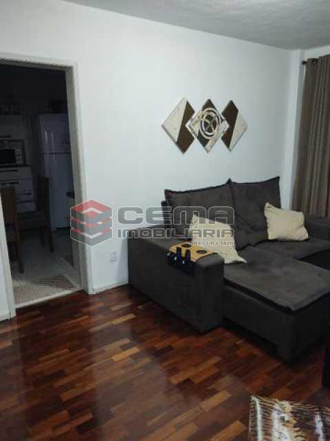 3 - Apartamento À Venda Rua Afonso Cavalcanti,Cidade Nova, Zona Centro RJ - R$ 490.000 - LAAP24267 - 4