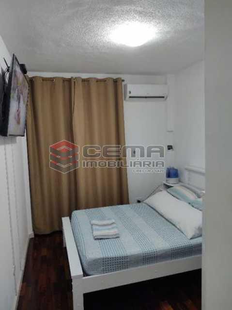 4 - Apartamento À Venda Rua Afonso Cavalcanti,Cidade Nova, Zona Centro RJ - R$ 490.000 - LAAP24267 - 5