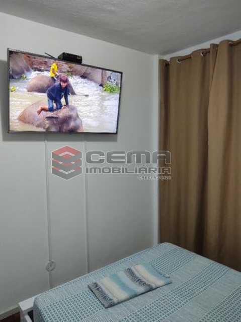 7 - Apartamento À Venda Rua Afonso Cavalcanti,Cidade Nova, Zona Centro RJ - R$ 490.000 - LAAP24267 - 8