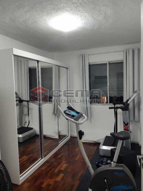 8 - Apartamento À Venda Rua Afonso Cavalcanti,Cidade Nova, Zona Centro RJ - R$ 490.000 - LAAP24267 - 9