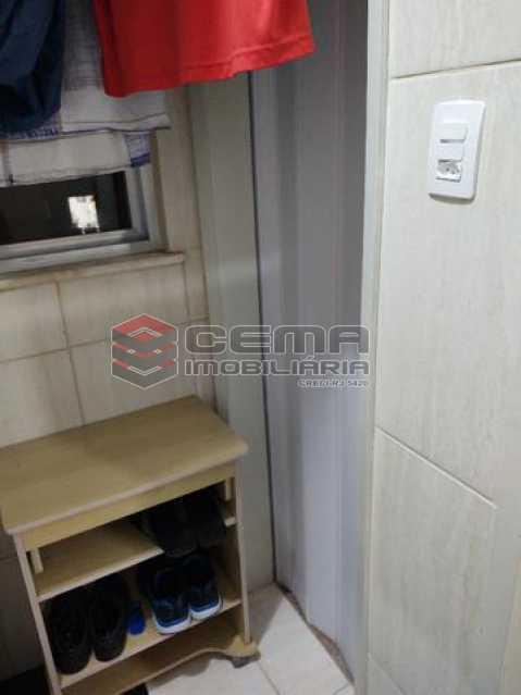18 - Apartamento À Venda Rua Afonso Cavalcanti,Cidade Nova, Zona Centro RJ - R$ 490.000 - LAAP24267 - 19