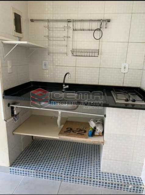 6 - Kitnet/Conjugado 27m² à venda Laranjeiras, Zona Sul RJ - R$ 300.000 - LAKI01231 - 7