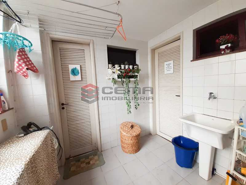 4 - Apartamento à venda Rua Gustavo Sampaio,Leme, Zona Sul RJ - R$ 1.300.000 - LAAP40799 - 13