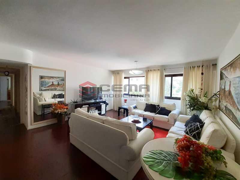 16 - Apartamento à venda Rua Gustavo Sampaio,Leme, Zona Sul RJ - R$ 1.300.000 - LAAP40799 - 5