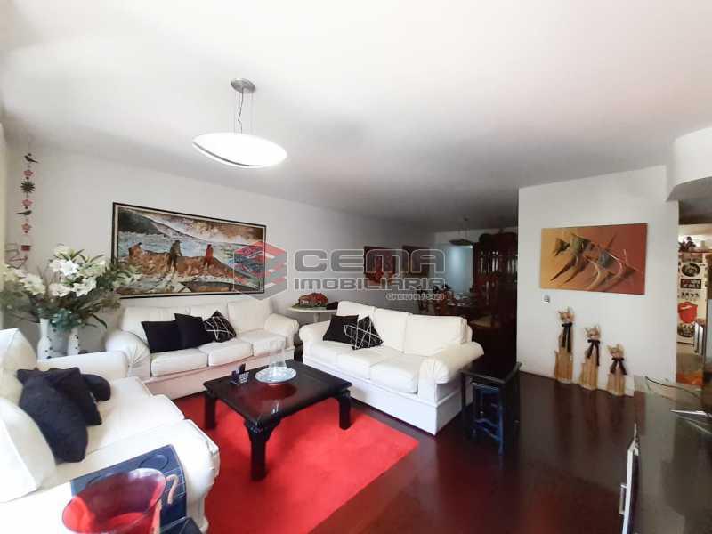 2 - Apartamento à venda Rua Gustavo Sampaio,Leme, Zona Sul RJ - R$ 1.300.000 - LAAP40799 - 3
